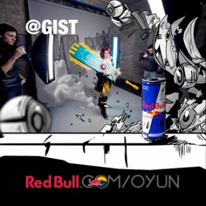 Redbull.com/oyun is at GIST