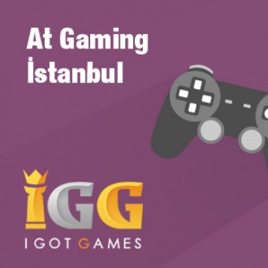 IGG is at Gaming Istanbul!